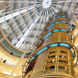 Ceiling Petronas — Stock Photo
