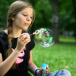 Soap bubbles — Stock Photo #6169413
