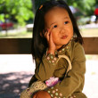 Stock Photo: Korean child