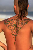 Tattoos — Foto de Stock
