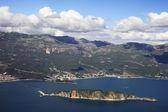 Coast of Montenegro — Stock Photo