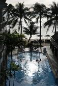 Hotel a boracay — Foto Stock