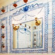 Vintage bath room - Foto de Stock