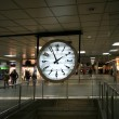 Hours per the underground — Stock Photo