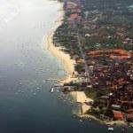 Coast of island of Bali — Stock Photo #6174404