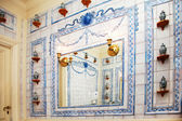 Vintage bath room — Stock Photo
