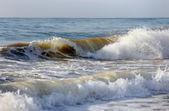 Wave crashing — Stock Photo