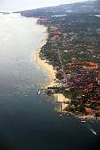 Coast of island of Bali — Stock Photo