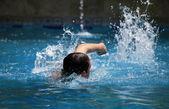 Swimmer — Foto Stock