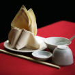 Stock Photo: Tablewares