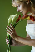 Gentle touch — Stock Photo