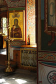 Russische kirche — Stockfoto