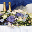 Celebratory table — Stock Photo
