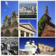 Paris. France — Stock Photo