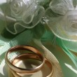 Wedding rings — Stock Photo #6204620