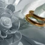 Wedding rings — Stock Photo #6204668