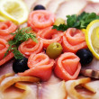 Fish allsorts — Stock Photo #6206780