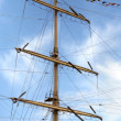 sailing vessel — Stock Photo