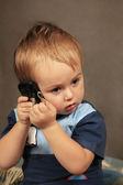 Photo of small boy — Stock Photo