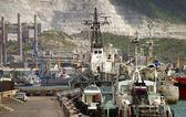 Port of Novorossisk — Stock Photo