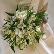 Wedding bouquet — Stock Photo #6210396