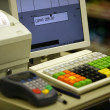 Cash register - Foto Stock