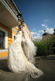 Beautiful bride — Foto Stock