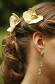 Ear rings — Stock Photo