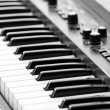 Electric piano — Stock Photo #6227595