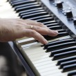 Electric piano — Stock Photo #6227622