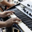 Electric piano — Stock Photo #6227644