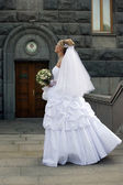 Beautiful bride — Photo