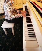 ピアノ — ストック写真