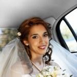 Beautiful bride — Stock Photo #6231598