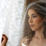 Beautiful bride — Stock Photo #6231599