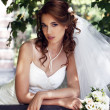 Beautiful bride — Stock Photo #6231659