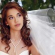Beautiful bride — Stock Photo #6231672