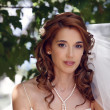 Beautiful bride — Stock Photo #6231677