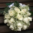 Wedding bouquet — Stock Photo #6235581