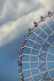 колесо обзора — Стоковое фото