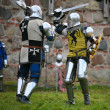 Stock Photo: Knights