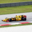 Sepang F1. April 2010 - Stock Photo
