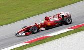 Formula 1. Sepang. April 2010 — Stock Photo