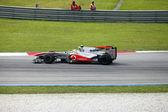 Sepang F1. April 2010 — Stock Photo
