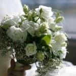 Bridal bouquet - 4 — Stock Photo