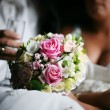 Wedding bouquet — Stock Photo #6254535