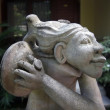 The Indonesian sculpture — Stock Photo #6266116