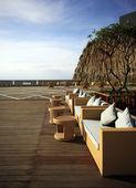 пляж дримлэнд — Стоковое фото