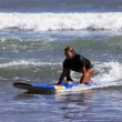 Surfer - woman — Stock Photo #6338006