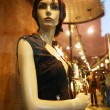 Mannequin woman — Stock Photo